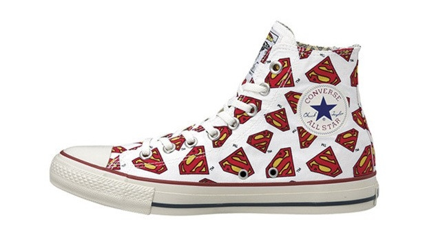 Converse All Star Chuck Taylor Superman Spring 2013