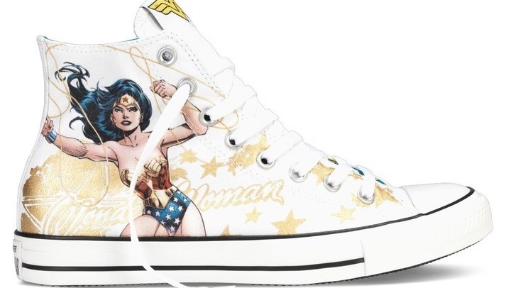 fae56980dc7 2018 Converse DC Comics Shoes Collection - Latest Releases