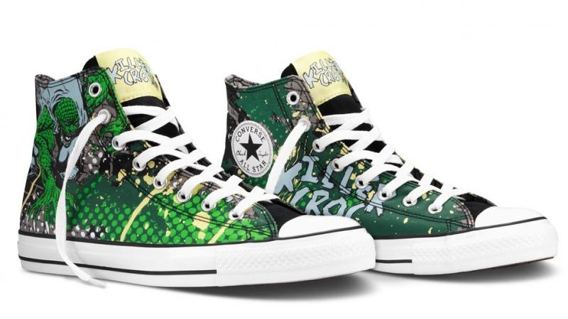 2017 Converse DC Comics Shoes Collection