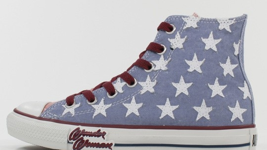 Converse Chuck Taylor All Star Wonder Woman 2011 Spring