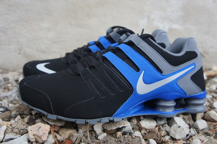 quality design c0329 f1926 ... good nike shox shoes review soleracks 5feb8 4c4db uk nike shox current  ...