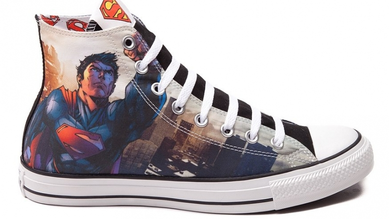 2018 Converse DC Comics Shoes Collection