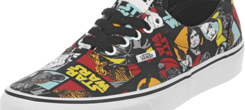 3470ed5561 Star Wars Vans Shoes Collection - Soleracks