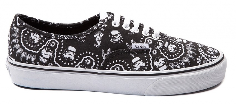 be234ddde6 ... Star Wars Vans Shoes Storm Troopers Spring 2014 ...