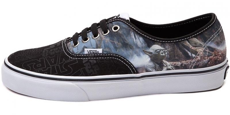 43ddfeb851 Star Wars Vans Shoes Collection - Soleracks