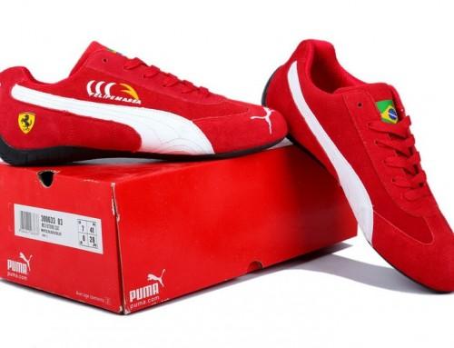 Puma Ferrari Shoes Collection