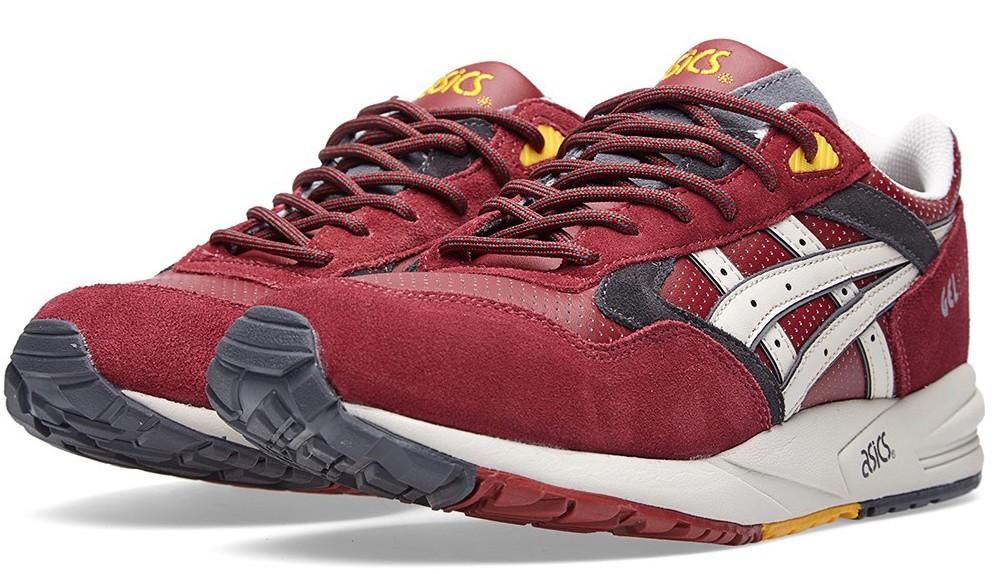 Asics Gel Saga Sneaker - A Powerful Classic - Soleracks a1780436f7