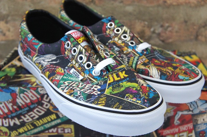 Vans Marvel Comics Skate Shoe - Soleracks