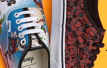 176ee09c1f Vans Disney Shoes Collection - Soleracks