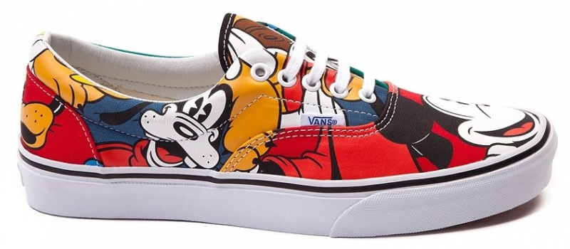 vans disney mikey and friends