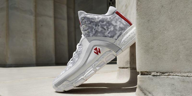 adidas john wall sneaker