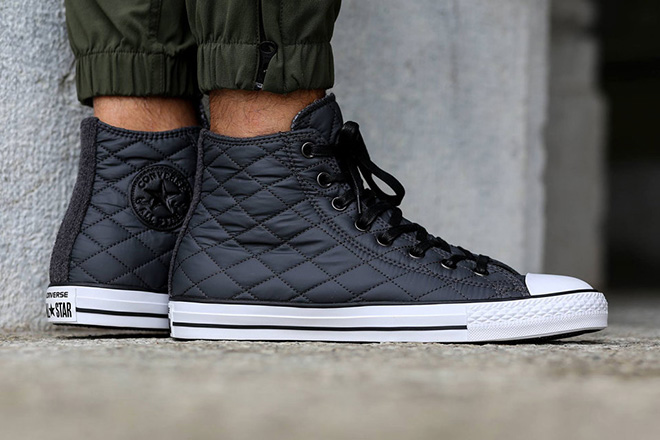 Converse Chuck Taylor Quilted Style 151936C