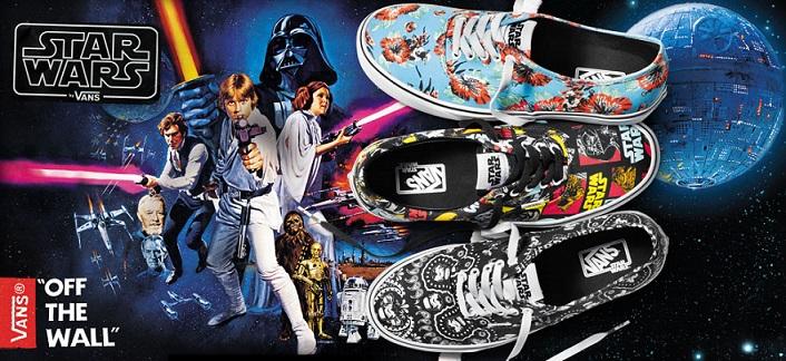 vans star wars collection
