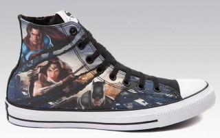 CONVERSE COMICS TRINITY SHOES