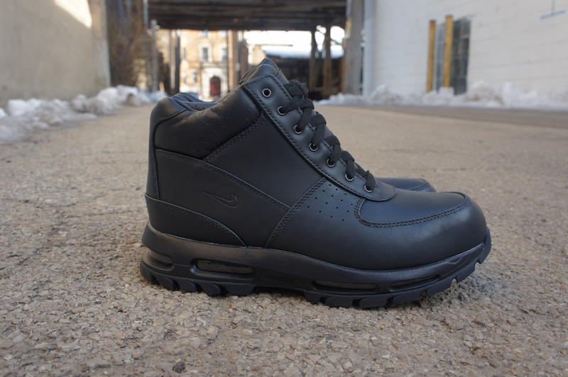 9fb2aac1c77307 Nike Air Max Goadome Boots Black  99.98 - Soleracks