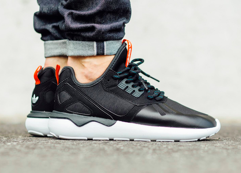the best attitude 9eea5 484b5 adidas Tubular Runner Weave Black Sale