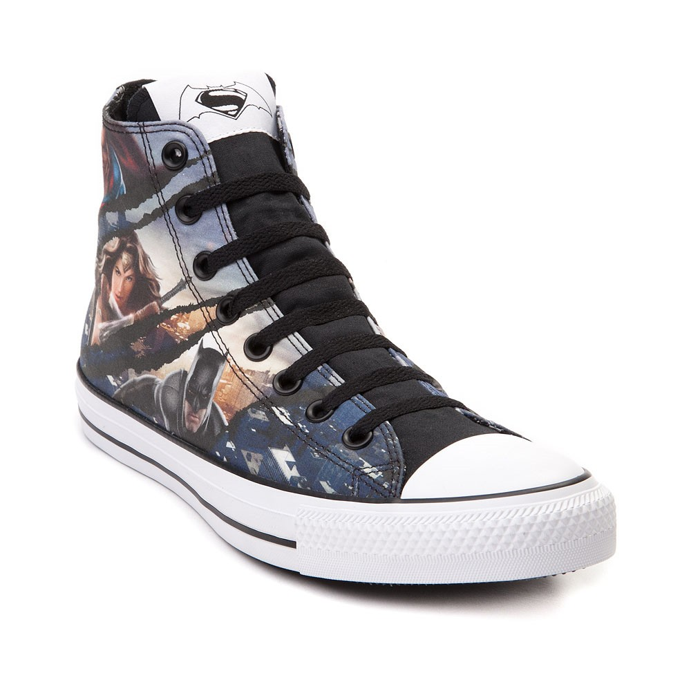 16c8dccb7bd6 Converse Trinity DC Comics Shoes - Soleracks