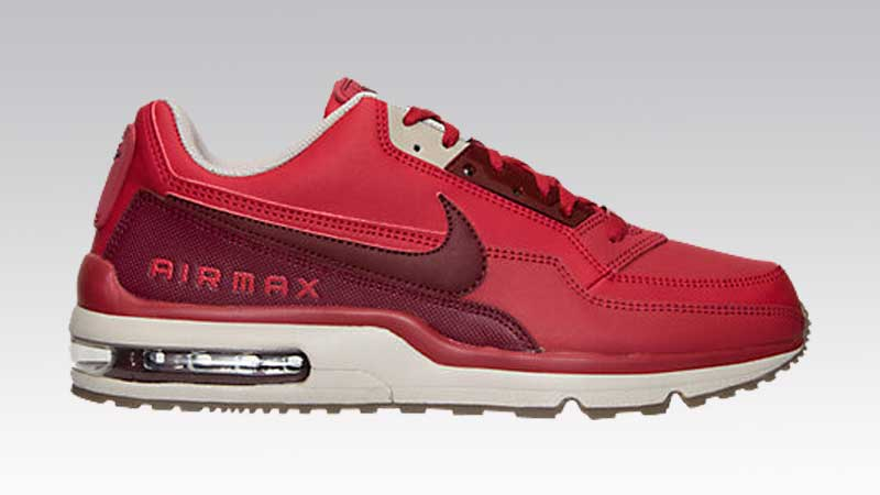 huge selection of 30565 82243 Nike Air Max LTD 3 Gym Red Sale