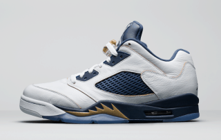 Release Date Air Jordan 5 Low Dunk From Above 1 1