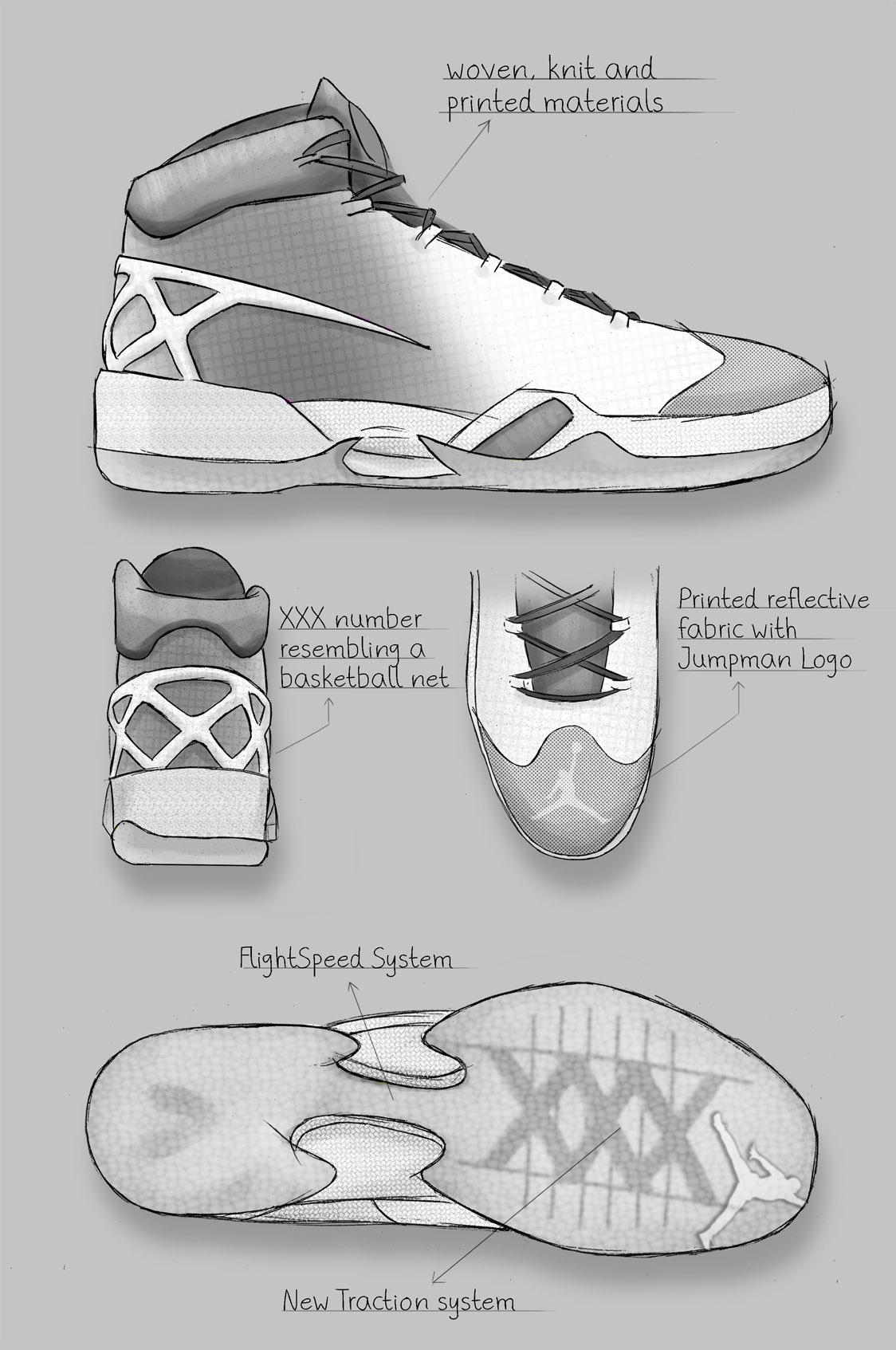 Air Jordan 30 Examen