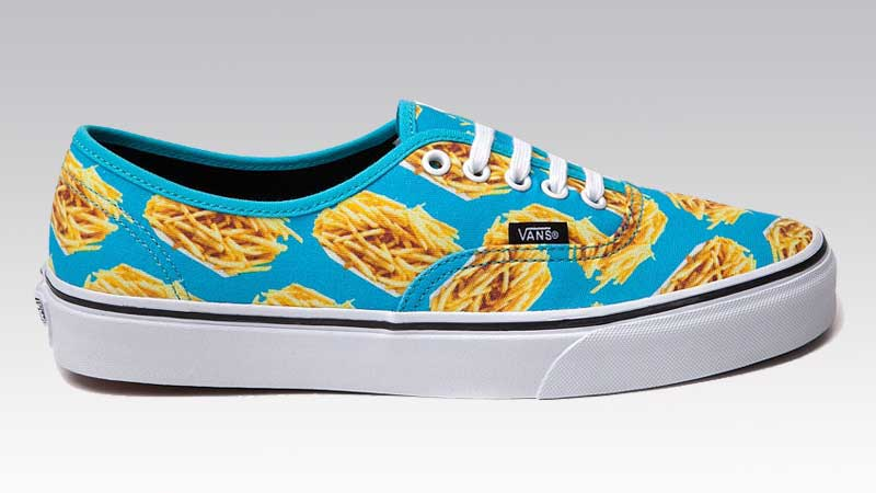 One Of A Kind Vans Shoes