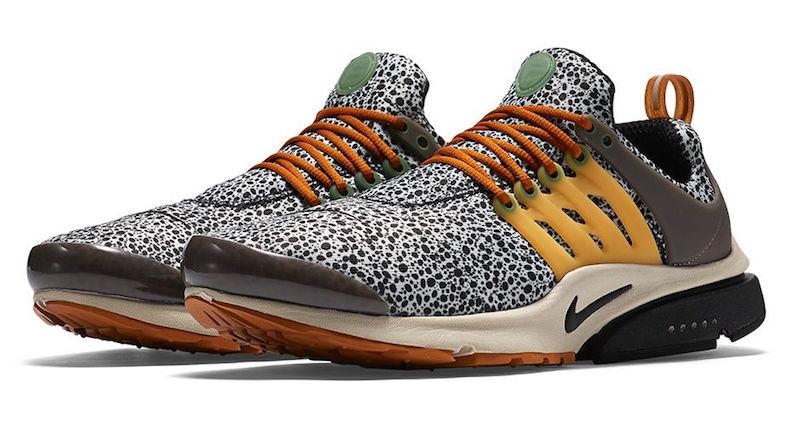 Nike Air Presto Safari Shoes Soleracks