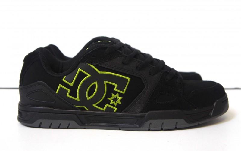 Adidas Black Sole Suede Skate Shoe