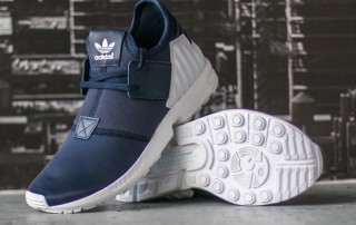 adidas zx flux plus cobalt navy cobalt navy ftw white 1