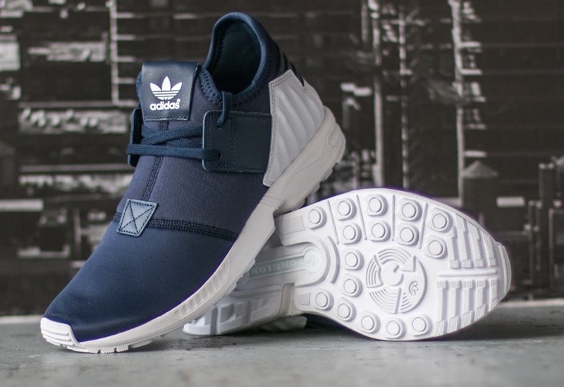 adidas Originals ZX Flux Plus Navy sale top