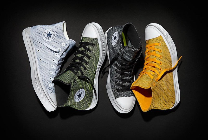 Converse Chuck Taylor 2 Knit Collection 2016 Soleracks