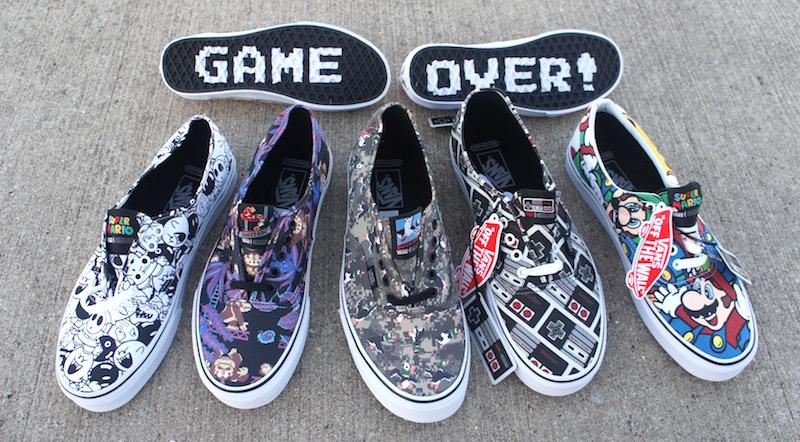 vans game