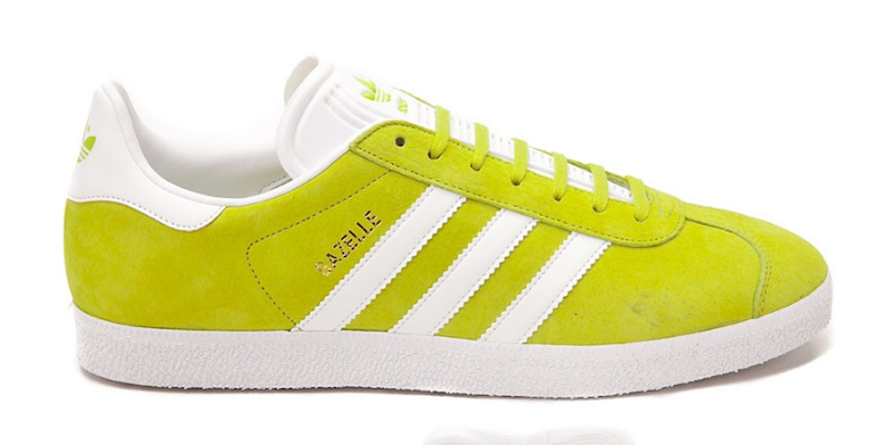 The adidas Gazelle OG Is Back In 2016 - Soleracks f6442cdaa19e