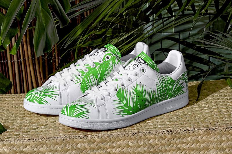 adidas Pharrell Williams Billionaire Boys Palm Tree Pack 2