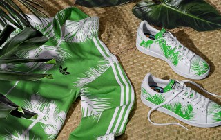 adidas Pharrell Williams Billionaire Boys Palm Tree Pack 7