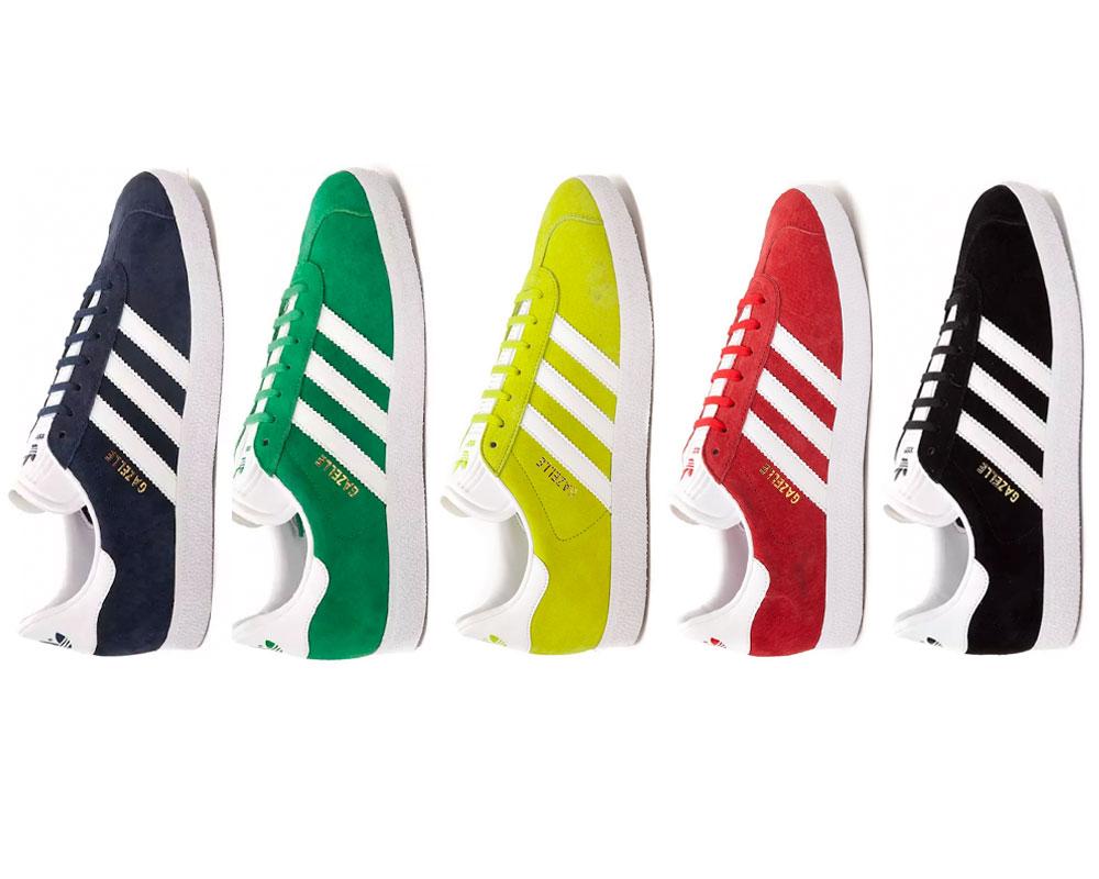 hot sale online b09fe 618ba The adidas Gazelle OG Is Back In 2016 - Soleracks