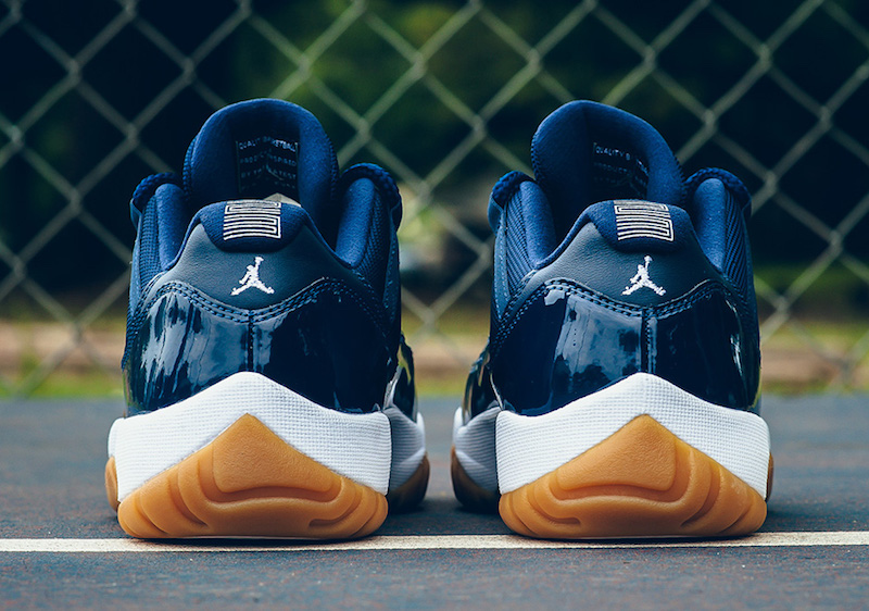 size 40 f4e8a 03f49 air-jordan-11-low-midnight-navy-gum-release-