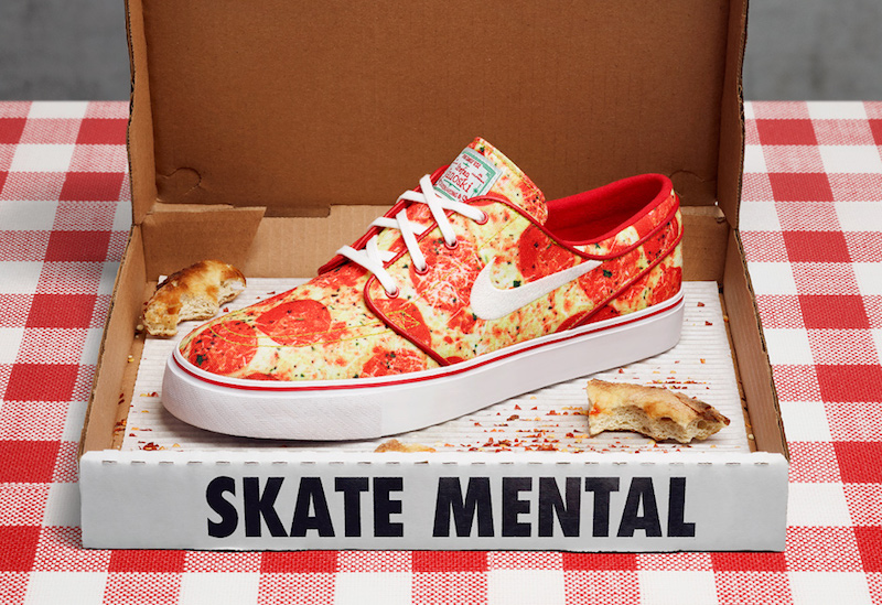 47c0b521b0 Nike SB Stefan Janoski Pizza by State Mental - Soleracks