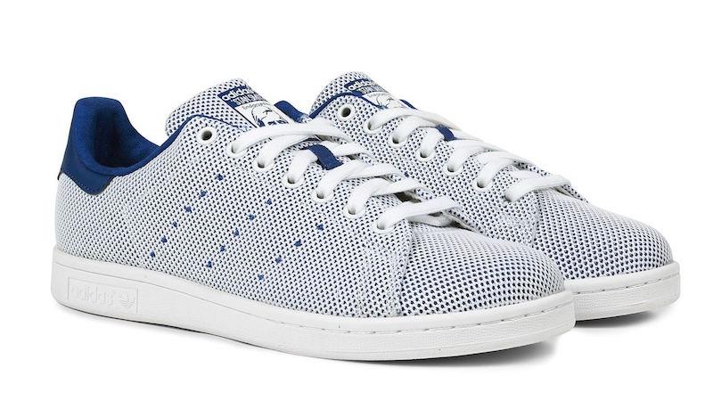 adidas originals Stan Smith Mesh Blue Sale  59.99 - Soleracks da4c3e493