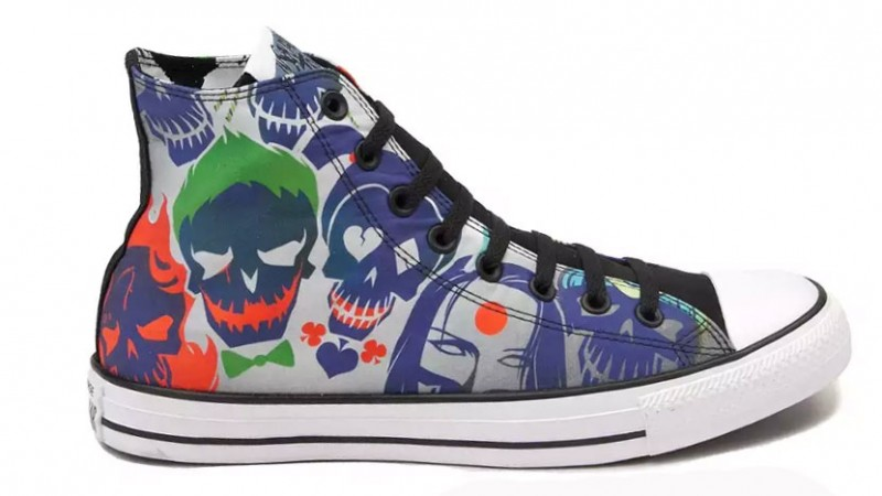 2018 Converse Dc Comics Shoes Collection Latest Releases