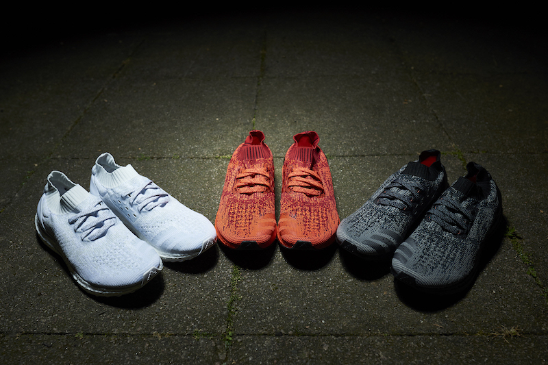 cd4d088a8 adidas UltraBoost Uncaged Triple Black Red White - Soleracks