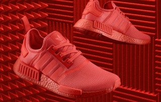 adidas nmd triple red