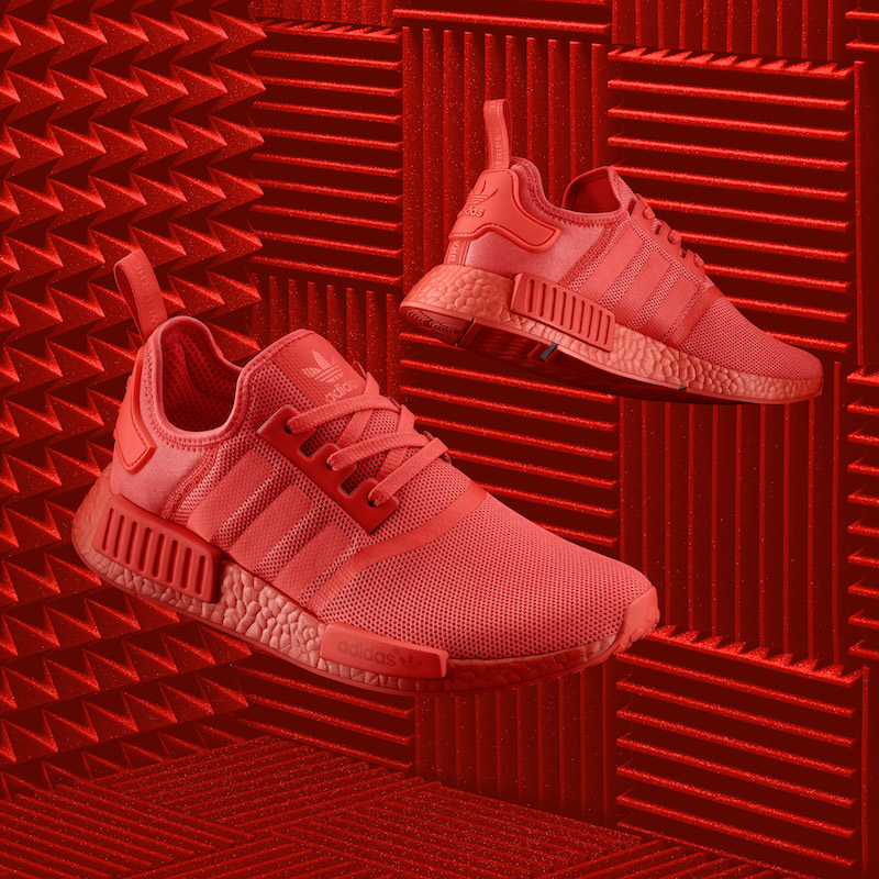 6b8537c1c ... australia adidas nmd triple black and red color boost pack 7b4df 826b2