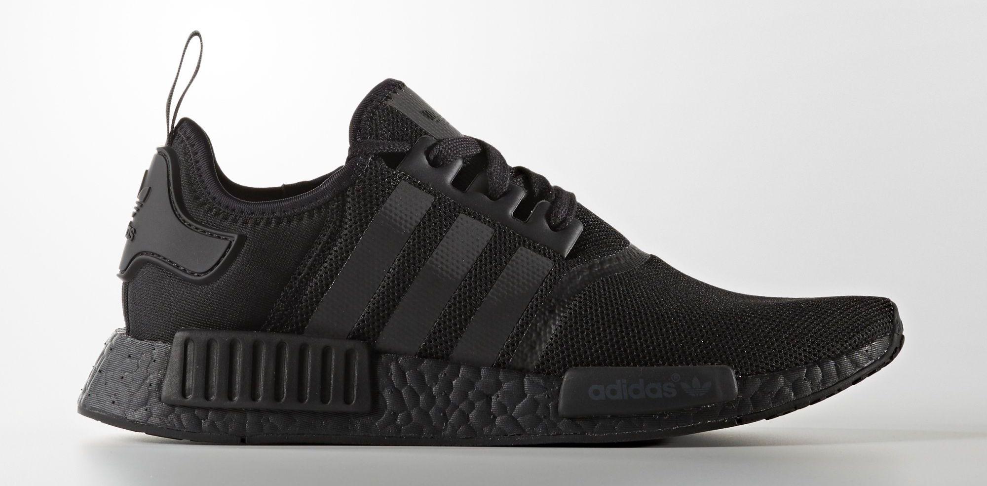 adidas NMD R1 'Triple Core Black' | Soleracks