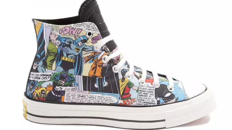 converse marvel collection