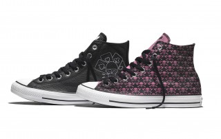 converse chuck taylor the clash collection