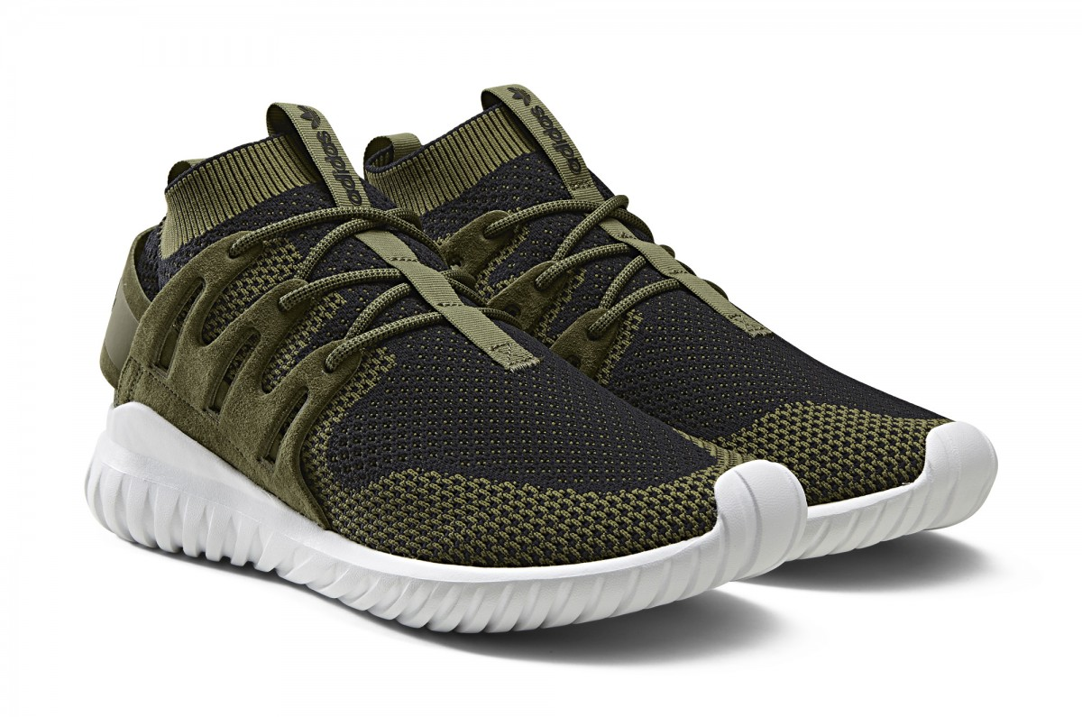 online store 20328 d9242 adidas Tubular Nova Primeknit Green - Soleracks