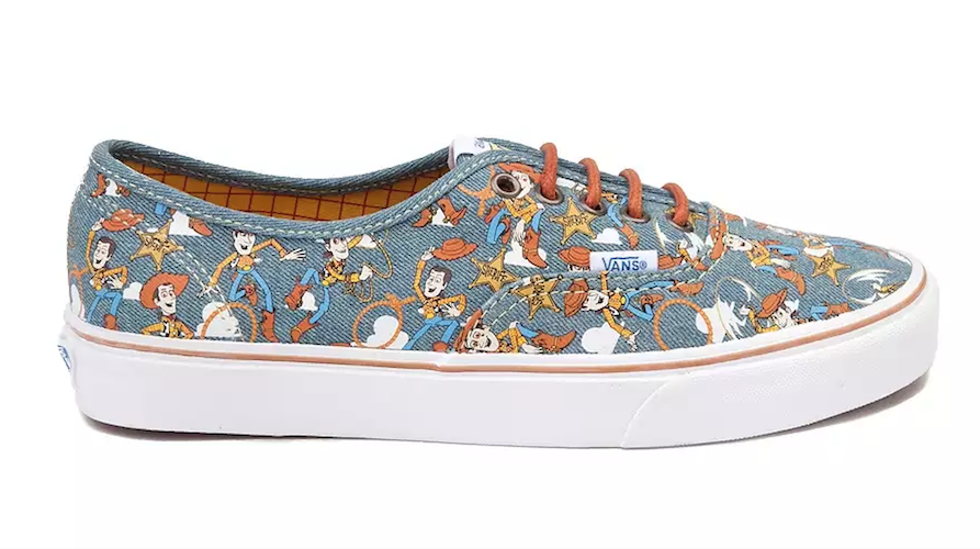 Vans Authentic Toy Story Woody