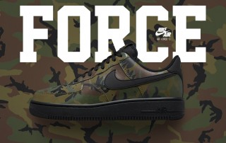 AIR FORCE 1 CAMO REFLECTIVE