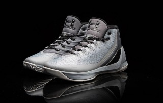 "Under Armour Curry 3 ""Gray Matter"""