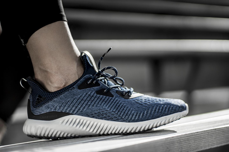 Men S Alphabounce Mesh Shoes